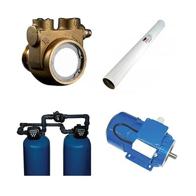 Obdelava in filtracija vode