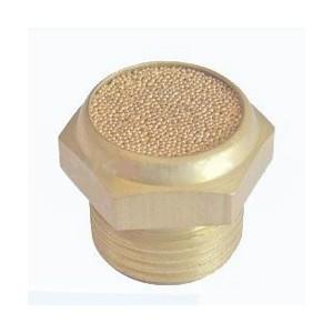Dušilnik zraka izpušni zrak BSLM 3/8 palčni - kratek