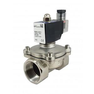 Solenoidni ventil 2N32-M-SS DN32 1 1/4 palčno nerjavno jeklo SS304 Viton