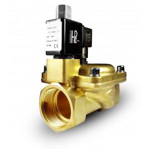 Elektromagnetni ventil 2K40 odprt NE 1 1/2 palčni 230V ali 12V 24V