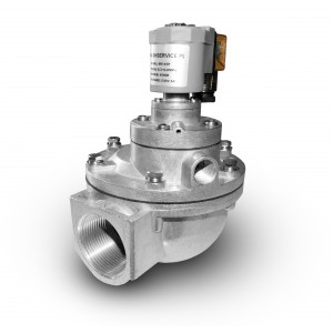 Impulzni magnetni ventil za čiščenje filtra 1 1/2 palčni MV45T