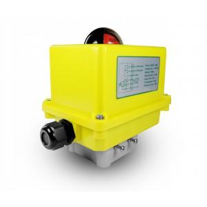 Električni pogon krogelnega ventila A250 230V AC 25Nm