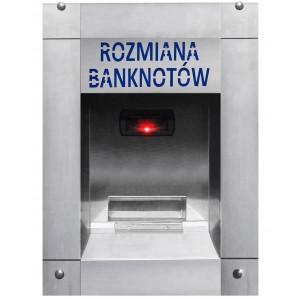 Zamenjava denarja za bankovce do avtopralnice (nepremočljiva)