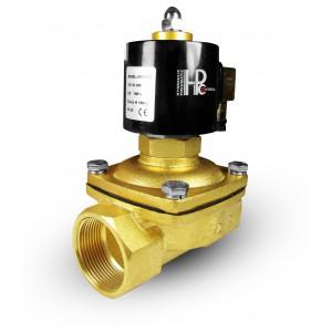 Elektrolenski ventil odprt 2N40 NO DN40 1,5 palčni 230V 24V 12V