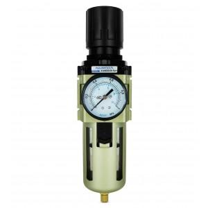 Manometer regulatorja reduktorja filtra za dehidrator filtra 1/2 palčni AW4000-04