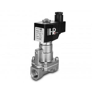 Solenoidni ventil na paro in visoko temp. RH20-SS DN20 200C 3/4 palčno nerjavno jeklo SS304