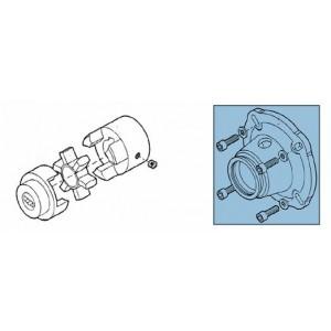 Sklopka + adapter za komplet črpalk RO