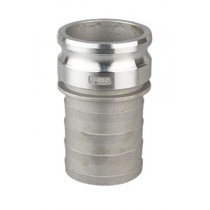 Priključek Camlock - tip E 1 1/4 palca DN32 aluminij