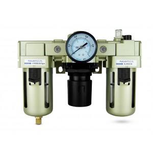 Regulator dehidratorja filtra mazivo FRL 1/2 palčni nastavljen na zrak AC4000-04