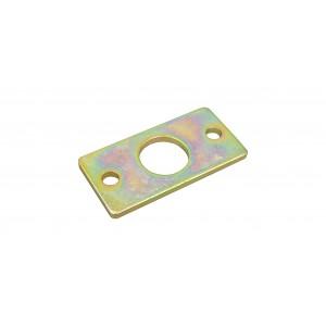 Montaža prirobnice FA aktuator 16 mm ISO 15552