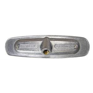 Aluminijasta pritrdilna plošča za krtačo Vorwerk