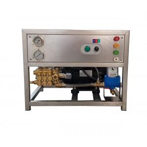 Črpalko in motor postavite na okvir za pranje z dodatki 13 l / min 150 bar ekvivalent CAT350