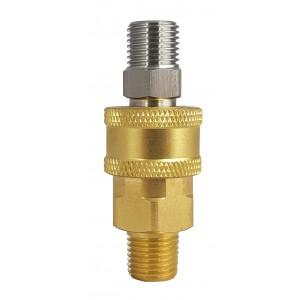 Visokotlačni hitri konektor 3/8 palčni zunanji navoj
