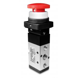 Ročni ventil 5/2 MV522EB 1/4 palčni aktuatorji