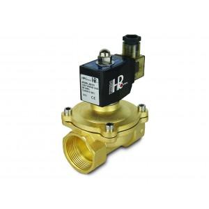 Elektromagnetni ventil 2N32-M NE DN32 1 1/4 palca 230V 24V 12V