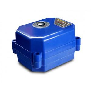 Električni pogon krogelnega ventila 9-24V DC A80 7-žilni