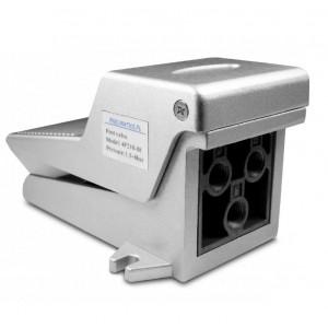 Nožni ventil, zračna pedala 5/2 1/4 palca za jeklenke 4F210 - trenutno