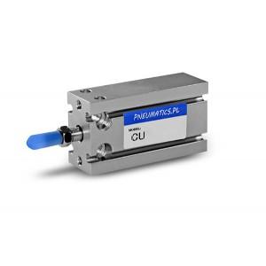 Pnevmatični valji Compact CU 25x10