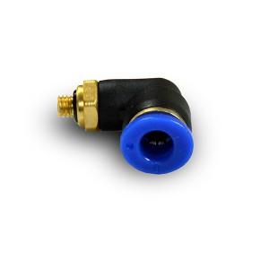 Kotna vtičasta cev za nastavke 4 mm navoj M5 PL04-M05