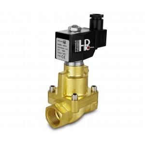 Solenoidni ventil na paro in visoko temp. odprto RH15-NE DN15 200C 1/2 palca
