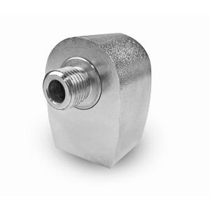 Kotni rotacijski konektor za vrtljivo 1/4 palčno avtopralnico