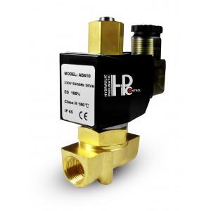 Elektrolenski ventil odprt 2N10 NE 3/8 palčni 0-10 bar 230V 24V 12V 42V 110V