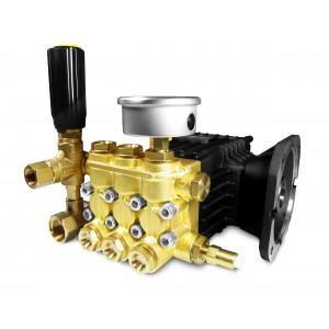 Tlačna črpalka WS15 za pranje z dodatki 15 l / min, največ 250 barov ekvivalent CAT350