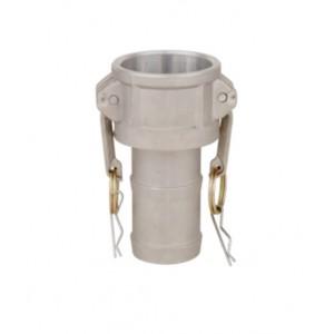 Camlock priključek - tip C 1-palčni DN25 aluminij