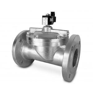 Prirobnični magnetni ventil DF100-NO DN100