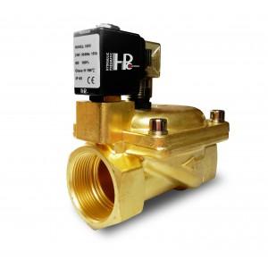 Solenoidni ventil 2K50 odprt NO 2 palcev 230V ali 12V 24V