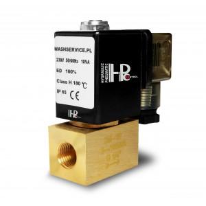 Solenoidni ventil 2M15 1/2 palčni 0-16bar 230V 24V 12V