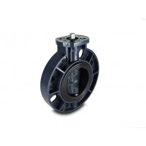 Metulj, ventil UPVC DN250