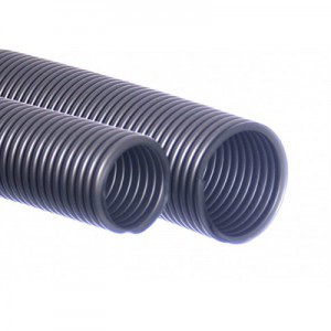 Cev za sesalnike 38/40 mm srebrna 5m EVA