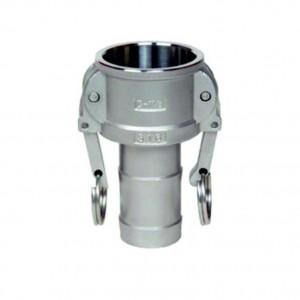 Camlock konektor - tip C 2 palca DN50 SS316